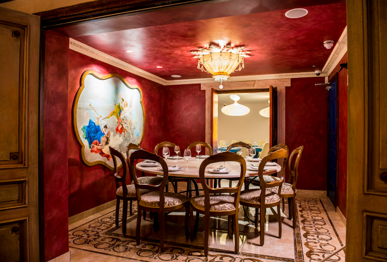 Stuzzichini Private Dining